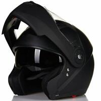 5 Colors Modular Flip up Dual Visor Motorcycle Helmet Mountain Bike Helmet DOT