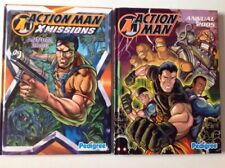 Action Man Comics, 2005 & 2006 Annuals