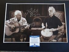 Robby Krieger The Doors Signed Autographed 11x17  Photo Beckett Certified #9