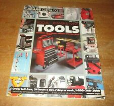 Vintage CATALOG -  1990  -  SEARS CRAFTSMAN  - Power and Hand Tools