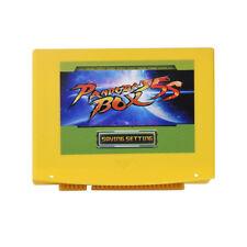 Pandora's Box 5S 999 Games Arcade Machine Video Console Jamma Board English