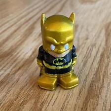 OOSHIES GOLDEN BATMAN DC COMICS marvel figure toy gift ~ SUPER RARE