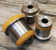 06-10 Hummer H3 H3T Soft Polyurethane Front Differential (3) Bushings SET