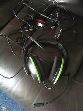 Turtle Beach Ear Force XL1 Black Headband Headsets for Microsoft Xbox 360