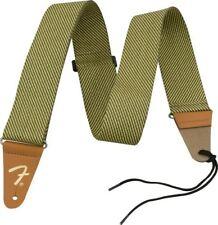 """NEW Fender 2"""" Vintage Tweed Guitar Strap, #099-0687-000"""