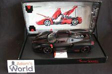 BBR Ferrari Enzo 2004 1:18 matt black / gloss black (stripe) (PJBB)