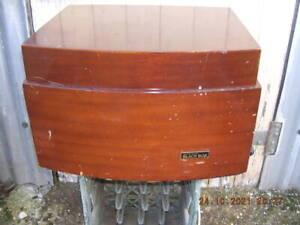 Vintage PYE Transistor Black Box Record Player.