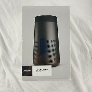 BOSE SoundLink Revolve Black Bluetooth Speaker NIB