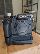 Panasonic LUMIX G85 16.0MP Digital Camera - with Generic Battery/Vertical Grip