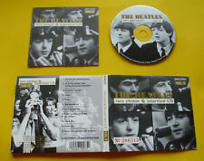 "CD ""The Beatles-rare photos & intervista CD Vol. 2"" 12 tracks"