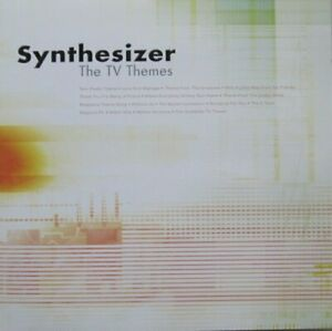 SYNTHESIZER - THE TV THEMES  - CD