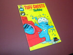 TUFF GHOSTS - STARRING SPOOKY #33 Harvey Comics 1969 tv