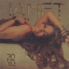 CD Album Janet Jackson 20 Y.O. (Hochglanz Goldcover) EMI Virgin 2006