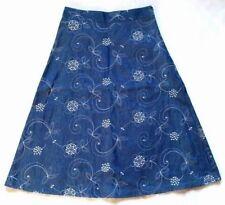 CLIMAX ~ Ladies Size S ~ Vintage Australian Made Denim Skirt ~ High Waist ~ MBC