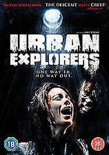 Urban Explorers (DVD, 2012)