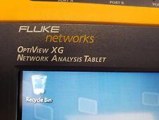 Fluke Networks Optiview Xg 10g Network Analysis Tablet Amp Accessories