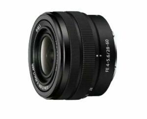 SONY FE 28–60mm F4–5.6 SEL2860 lens - Bulk package