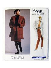 Vogue 1953 Tomatsu Pattern Size 16 American Designer Easy/Facile Factory Folds