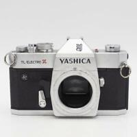 Vintage Yashica TL Electro X Film Camera Body Only 35mm