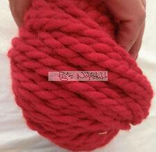 (99,98 €/kg): 800 Gramm Schulana Grande, Farbe 34 rot, voluminös #786