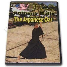 Okinawan Kobudo Eku Oar Karate Weapon Training Dvd Anthony Gallo suburis kata