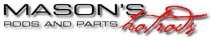 Mason's Hotrods and Hobbies