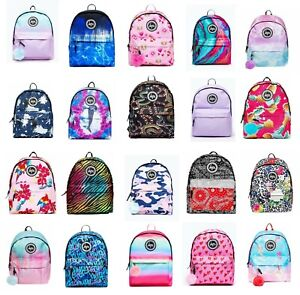 JUST HYPE BACKPACK RUCKSACK SCHOOL BAG  ASSORTED COLOURS **** LATEST STYLES ****