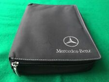 Original Mercedes-Benz Zip-Up Service/ Handbook Wallet
