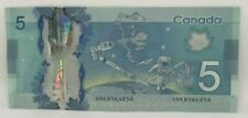 Canadian 2013 Repeater Note Frontiers issue Serial # HBK8564856