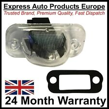 Number Plate Light VW SEAT 191943021 165943021A License Plate Lamp