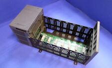 ALLEN BRADLEY SLC500 7-SLOT RACK 1746-A7 SER.A W/POWER SUPPLY 1746- P2 *JCH*
