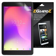 2X EZguardz Clear Screen Protector Shield HD 2X For Alcatel 3T 8
