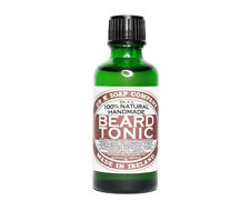 Dr K Beard Tonic Tonico Da Barba 100% Ingredienti Naturali 50ml