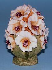 """Harmony Kingdom Garden box HGRH """"Rhododendron"""" ladybug Lord Byron 1997-1999 NIB"""