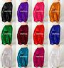 27 Colors Women Girl Satin Harem Yoga Pant Belly Dance Costume Tribal S,M to 3XL
