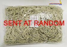 Confezione di Elastici Elastici 100mm-FORTE-forniture per ufficio - 1kg-mh150103