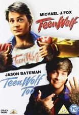 Teen Wolf/teen Wolf Too 5050070021745 With Jason Bateman DVD Region 2