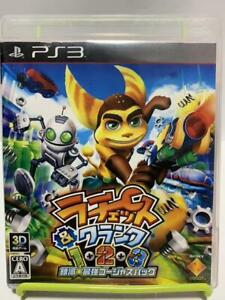 PS3 Ratchet & Clank 1,2,3 gorgeous pack 30860 Japanese ver from Japan
