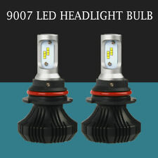 4-Sides 9007 CREE LED Headlight Kit 2000W 300000LM Hi-Lo Beam Bulbs 6000K White