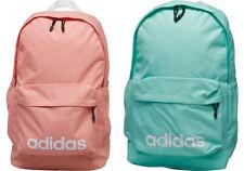 Adidas Large Backpack Unisex Rucksack Back to School Uni College Shoulder Bag
