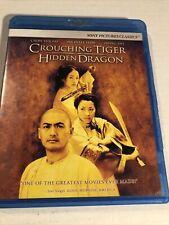 Crouching Tiger Hidden Dragon (Blu-Ray) Chow Yun Fat, Michelle Yeoh