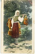 CARTE POSTALE / COSTUME NATIONALE SERBE / SERBIE / SERBIA