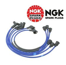 NEW Mazda RX-3 RX-4 RX-7 Spark Plug Wire Set NGK ZE 97A