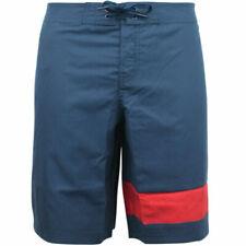 Puma SF Ferrari Mens Blue Wing Teal Polyester Boardshorts Shorts 761888 05 R7F