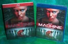 New M.O. Pictures The Machine Sci-Fi Movie Blu Ray 2014 Canadian & Slipcover