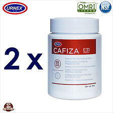 2 x Espresso Coffee Machine Cleaner Cleaning Tablets (200) Replaces Cino Cleano