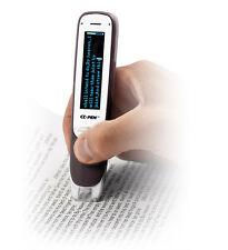 Ectaco C-Pen Dictionary Handheld OCR Text to Speech Scanner Pen C610D