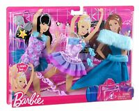 Barbie I Can Be: Dance Clothing Fashion Pack~Set of 3 Doll Outfits & Accessories