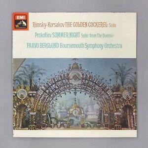 """Rimsky-Korsakov - Golden Cockerel Suite - NM QUAD UK 12"""" Vinyl LP - ASD 3141"""