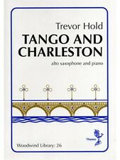 Trevor Hold Tango And Charleston Alto Saxophone Piano Learn to Play MUSIC BOOK